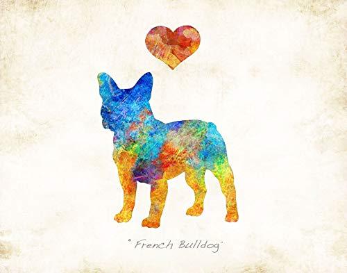french bulldog art - 6