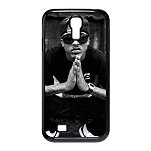 CTSLR August Alsina Hard Case Cover Skin for Samsung Galaxy S4 I9500-1 Pack- 1
