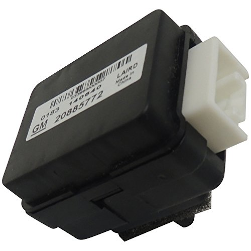 ACDelco 20885772 Radio Amplitude Modulation Antenna Signal Filter Module Assembly