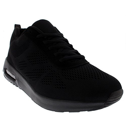 Chaussures Bubble Sport Lgres Pied Noir Fitness Baskets Air De Course TnxHqqtgw