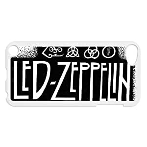 Diy Yourself CTSLR ipod Touch 5 5th Generation case cover - Back Proctive case cover with Images - Individualized Design Hard Plastic cell phone case cover TSRIrw1ckHL - Led Zeppelin - 11