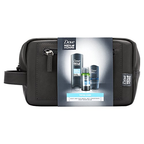 Dove Men+Care Total Care Washbag Gift Set