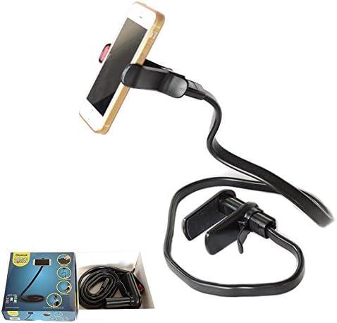DOBO® Soporte Teléfono articulado móvil Pinza Intorno Cuello ...