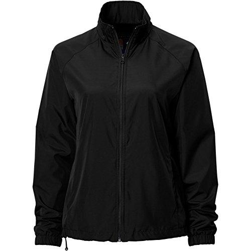 Forrester Ixspa Womens Packable Rain Suit Black L
