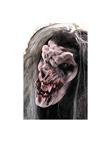 Rubie's Prosthetic Demon Vampire Latex Face Piece -