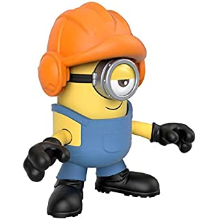 Happy One Eye Minions The Rise of Gru Imaginext
