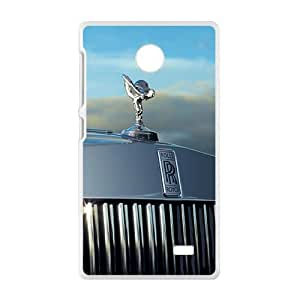 YESGG Rolls-Royce sign fashion cell phone case for Nokia Lumia X