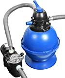 Pool Filter Combo Pump and Sand Filter for Intex Pools