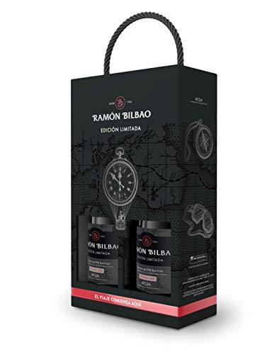 Ramón Bilbao Vino Tinto Edición Limitada – Estuche 2 botellas 700 ml