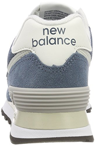 Donna Blu Petrol Light Petrol New Balance 574v2 Crb Sneaker Light vPqIqT6tn
