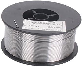 1 Rolle WELDINGER Fülldraht D100 0,8 mm 1 kg (MIG/MAG-Schweißdraht NoGas)