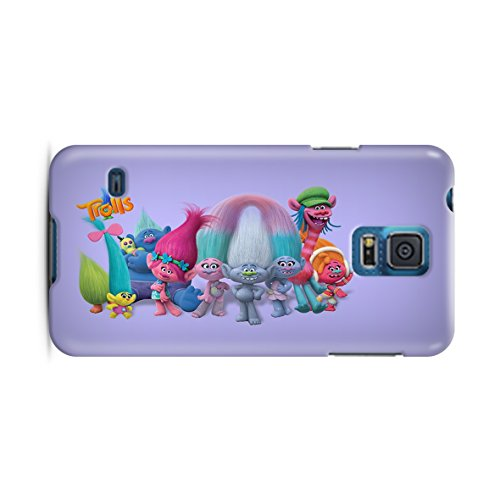 Trolls design for Samsung Galaxy S5 Hard Case Cover (Monsters Inc Phone Case Galaxy S5)