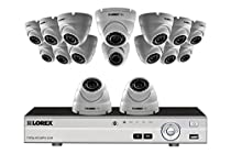 Heavy duty 16 camera HD 1080p home security system