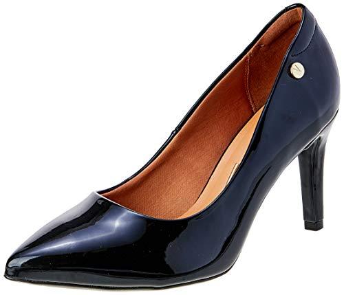 Sapatos Verniz Premium, Vizzano, Feminino, Preto, 38
