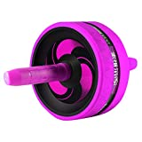 Kidirt Abdominal Exercise Wheels - Ab Roller Wheel, Ab Roller Wheel Exercise Equipment, Ab Wheel Exercise Equipment, Ab Wheel Roller for Home Gym, Ab Machine for Ab Workout