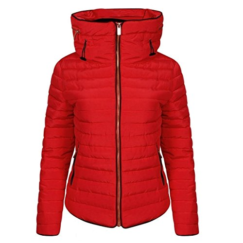 Ambergloss Chaqueta Ambergloss Chaqueta para para Rosso mujer mujer Rosso qEdFaaw