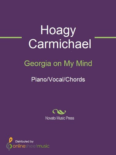 Georgia On My Mind Kindle Edition By Hoagy Carmichael Michael