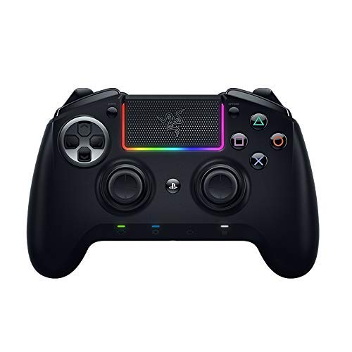 Razer Game Controller Raiju Ultimate: Ergonomic Multi-Function Button Layout - Hair Trigger Mode - Allows Advanced Customization - Bluetooth&Wired Connection-Mobile Gaming Controller by