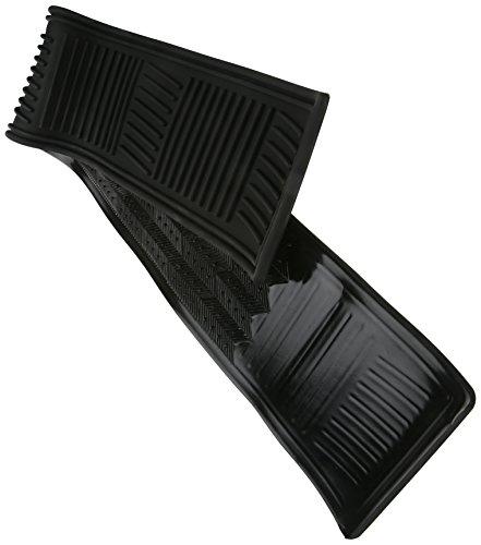 GM Genuine 12499641 Third Row Premium Mat Package, Rear, Ebony