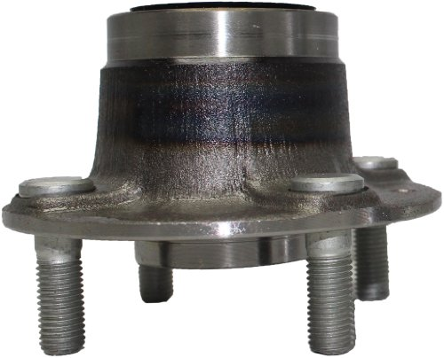 Ford Escort Wheel Bearing (Brand New Rear Wheel Hub and Bearing Assembly Ford Escort, Mazda 323, MX-3, Protege, Mercury Tracer 4 Lug W/o ABS)