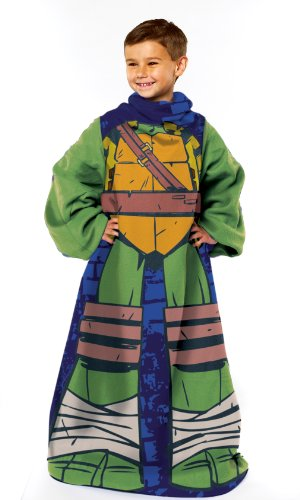 "Nickelodeon TMNT ""Being Leo"" Youth Comfy Throw - by The Northwest Company"
