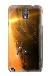 Lovers Gifts Awesome MarvinDGarcia Defender Tpu Hard Case Cover For Galaxy Note 3- Desktop Artwork