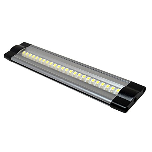 Lightkiwi U3994 6 Inch Cool White Modular LED Under Cabinet Lighting Panel (Power Supply Not Included)