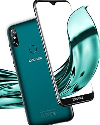 Android 9.0 Moviles Libres 4G, DOOGEE Y8 Smartphone Teléfono Dual ...