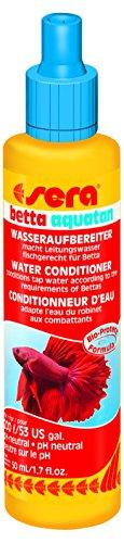 Sera Betta Aquatan 50 ml, 1.7 fl.oz. Aquarium ()