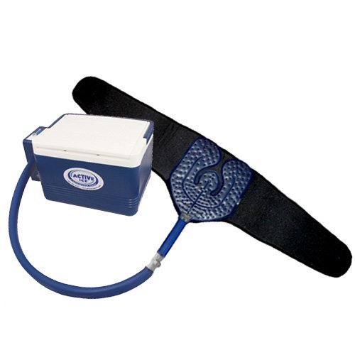Awesome Shoulder Cold Therapy System Active Ice Therapy System 2.0 with Lumbar Compression Wrap 2019