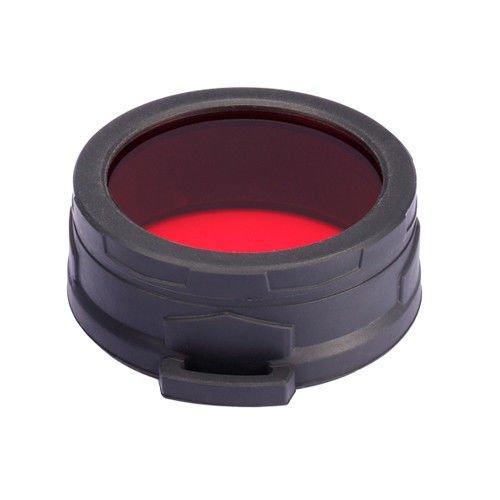 NiteCore NFR60 60mm Red Lens Filter (Nitecore Red Lense)