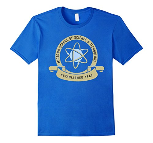 mens-midtown-school-of-science-and-technology-t-shirt-large-royal-blue