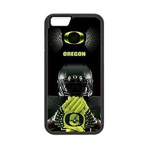 "Onshop Custom Oregon Ducks Phone Case Laser Technology for iPhone 6 4.7"""