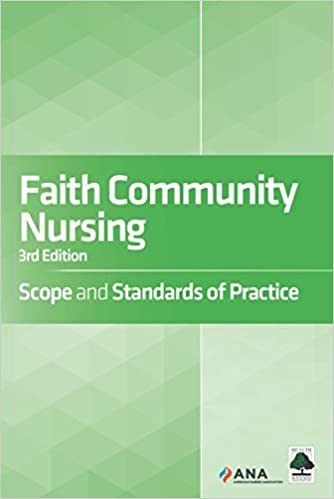 Book Faith Community Nursing: Scope and Standards of Practice
