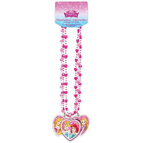 Disney Princess Necklace Party Favors