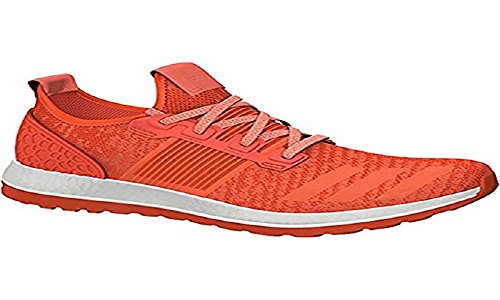 Adidas Performance Mens Pureboost Zg Scarpa Da Corsa Collegiale Orange / Collegiale Orange / Light Grey