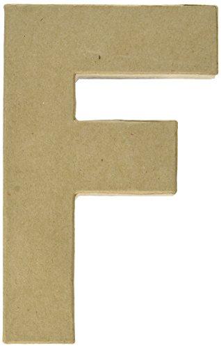 Darice Paper Mache Letter 8