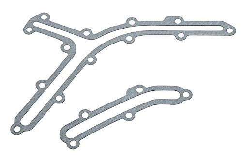 Cover Timing Infinity - CZP 13533-VQ40DE-KT Rear Timing Cover Oil Gallery Gasket Set, VQ40DE - Nissan Frontier 05+, Pathfinder 05-12, Xterra 05-15