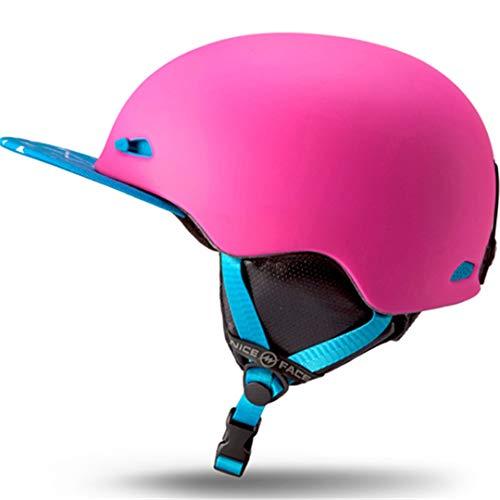 Ski-Penostr Hombre/Mujer Cascos de Esquí Casco de Snowboard Moto Bicicleta Ciclismo Monopatín Patinaje Sobre Ruedas Esquí/Trineo Pesca Camping Seguridad ...