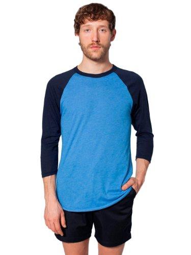 shirt Homme Lake Heather American navy Blue Apparel T tEwqtfgU