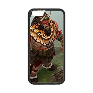 iPhone 6 4.7 Inch Cell Phone Case Black Defense Of The Ancients Dota 2 BEASTMASTER 002 UN7249890