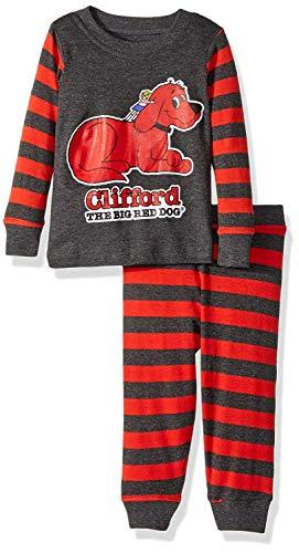 Clifford Baby Boys Bookjamas, red, 18MO