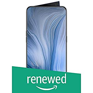 (Renewed) OPPO Reno 10x Zoom (Jet Black, 8GB RAM, 256 GB Storage) with No Cost EMI/Additional Exchange Offers