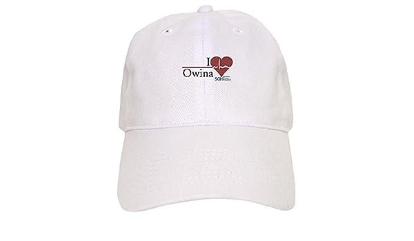 079a6649 Amazon.com: CafePress - I Heart Owina - Grey's Anatomy - Baseball ...