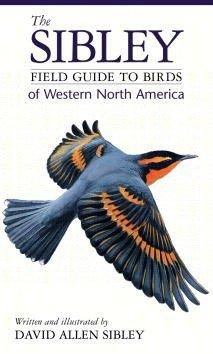 Random House RH0679451218 'Sibley Field Guide to Birds of Western N.A.' Book