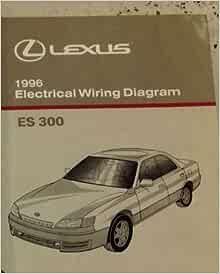 1996 LEXUS ES300 ES 300 Service Shop Repair Manual SET W ...