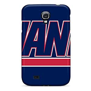 Great Hard Phone Covers For Samsung Galaxy S4 (Veu7896gTCh) Unique Design Beautiful New York Giants Image