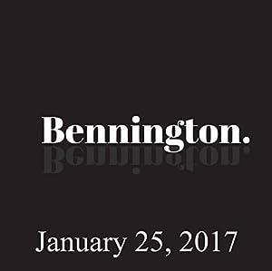 Bennington, Laurence Fishburne, Chad Daniels, and Gary Gulman, January 25, 2017 Radio/TV Program