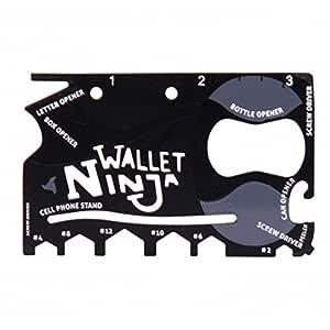 Wallet Ninja Herramientas - Multifunción Multi Tool Formato ...