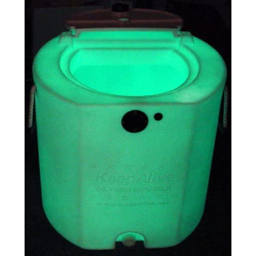 Image of Bait Storage Keepalive KA20463 Glo Tank